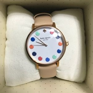 Kate Spade Rose Gold Tone Watch